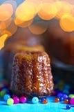 Canele cake Stock Photos