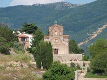 Caneo, Ohrid, Macedónia Foto de Stock
