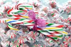 Canes candy Stock Photos