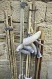 Pilgrim Canes Stock Photos