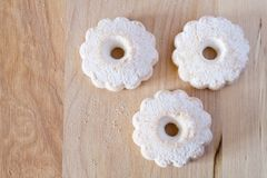 Canestrelli biscuit Stock Photo