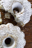Canestrelli and crumb Stock Photos