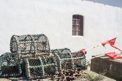 Canestri dell'aragosta fotografia stock libera da diritti