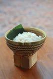 Canestro di riso Immagini Stock Libere da Diritti