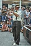 Canet modernista justo de março Fotografia de Stock Royalty Free