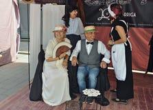 Canet modernista justo de março Foto de Stock Royalty Free