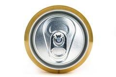 Canette de bière Images libres de droits