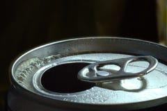 Canette de bière Photographie stock libre de droits