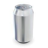 Canettes de bière en aluminium illustration de vecteur