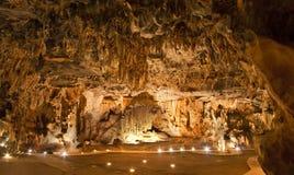 Cango洞,南非 图库摄影