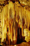 Cango Caves, South Africa. The Cango Caves, South Africa Royalty Free Stock Photography