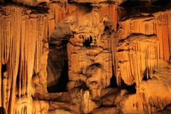 Cango caves, South Africa Stock Photos