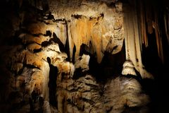Cango caves, South Africa Stock Photo