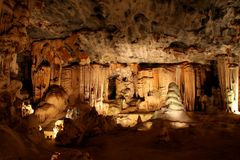 Cango Caves, South Africa Royalty Free Stock Photography