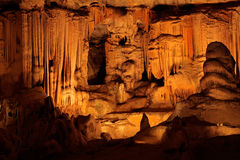 Cango caves - South Africa Royalty Free Stock Photography
