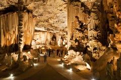 Cango-Höhlen, Südafrika Stockfoto