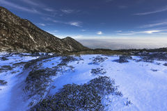 Cangshan Mountain In Dali Stock Photography
