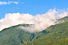 Cangshan Mountain Stock Image