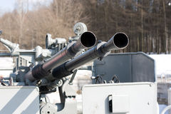 Canhão 2 Imagem de Stock Royalty Free