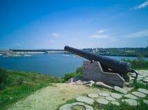 canhão 48-Iron Imagens de Stock Royalty Free