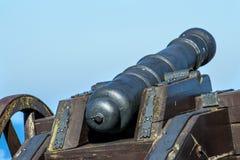 Canhão medieval Imagem de Stock