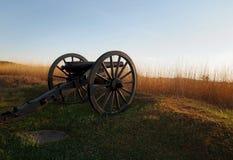 Canhão da guerra civil Imagens de Stock Royalty Free