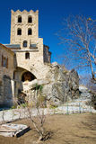 Canigou Abbey Royalty Free Stock Images