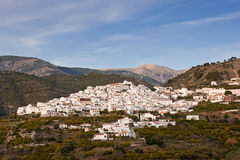 Canillas de Albaida in Spain Stock Photos