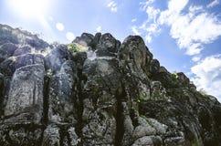 Canion Aktovo Stock Afbeeldingen