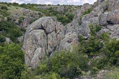 canion Granietrotsen royalty-vrije stock afbeelding
