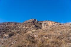 Canion Rio Leza Arkivfoto