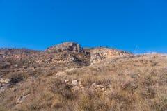 Canion Rio Leza Fotografia Stock