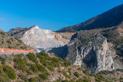 Canion Rio Leza. Amazing view of the Canion Rio Leza from spain Royalty Free Stock Images