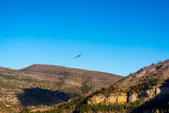 Canion Rio Leza. Amazing view of the Canion Rio Leza from spain Stock Images