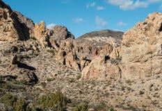 Canion, Unie Pas in Arizona stock afbeeldingen