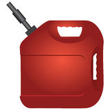 Canister fuel Stock Photos