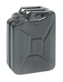 Canister for gasoline Royalty Free Stock Image