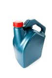Canister for motor oil Stock Images