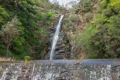 Caniveau de cascade Photos stock