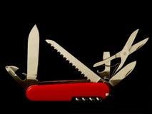 Canivete Foto de Stock