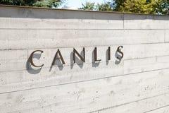 Canlis Restaurant Seattle Washington Royalty Free Stock Photo