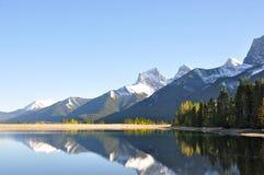Canmore, Alberta, Canadá Foto de archivo libre de regalías