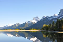 Canmore, Alberta, Canada Royalty Free Stock Photo