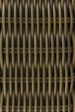 Canna tessuta Fotografie Stock