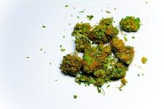 Cannabis 1 Royalty Free Stock Photos