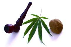 Cannabis royalty-vrije stock fotografie