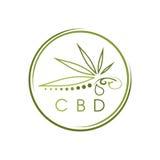 cannabis stock illustratie