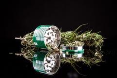 Cannabis Royalty Free Stock Photos