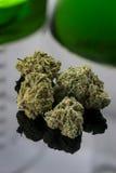 Cannabis médico Fotografia de Stock Royalty Free