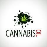 Cannabis Oil-Marijuana Stock Images